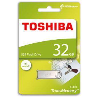 Harga Toshiba Flash Drive 32GB (U401) Metal