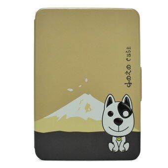 Harga Siam Tablet Shop case for Samsung Galaxy Tab S2 8 นิ้ว รุ่น Dozo Dog (สีทอง)
