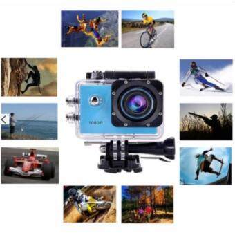 Harga JA LENG Sport Action Camera กล้องกันน้ำ 2.0 HD DV 1080p Sports Camera No Wifi