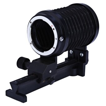 Macro Extension Close-up Slide Bellows for Nikon DSLR Cameras