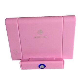 Magic Boost Wireless Sensor Intelligent Speaker Mobile Phone Holder (Pink) - Intl