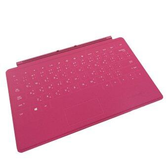 Microsoft Surface Touch Cover Cmmr SC English HDWR (Magenta)