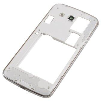 Middle Frame Plate Back Bezel for Samsung Galaxy Grand 2 / G7108 /G7102- - intl