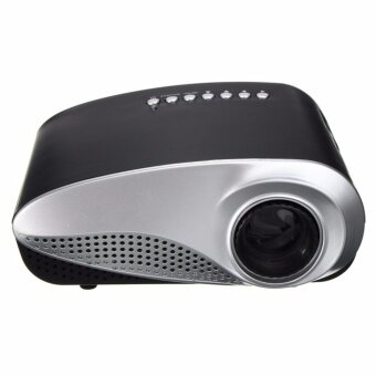 โปรเจคเตอร์ Mini Portable RD 802 1080P 3D HD LED projector Home Multimedia Cinema LED 1080P Projector HDMI/AV/VGA/SD/USB/TV Proyector
