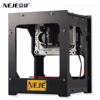 Harga NEJE DK - BL1500mw Laser Engraver Support Windows 7 / XP / 8 / 10 / iOS 9.0 - intl