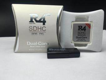 NEW R4 SDHC Dual-Core R4i NINTENDO GAME DS DSI 2DS 3DS & ALL DS CONSOLES