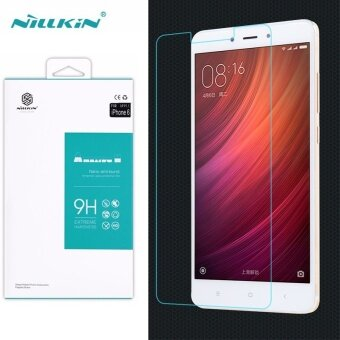 Nillkin Amazing H Anti-Explosion Tempered Glass Screen ProtectorFor xiaomi redmi note 4/ note 4 pro (Clear) - intl
