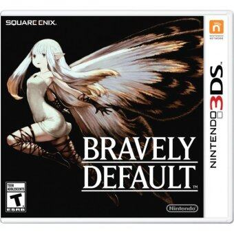Nintendo 3DS Bravely Default (US)