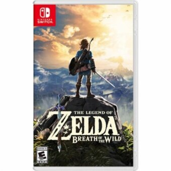 nintendo switch zelda the legend of breath of the wild