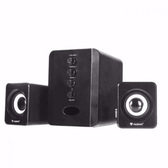 Nubwo NS-32 Shadow Subwoofer Speaker 2.1 USB