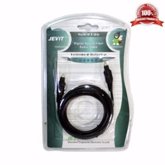 สาย Optical Audio Jevit - Digital Optical Fiber Audio Cable ความยาว 2 เมตร