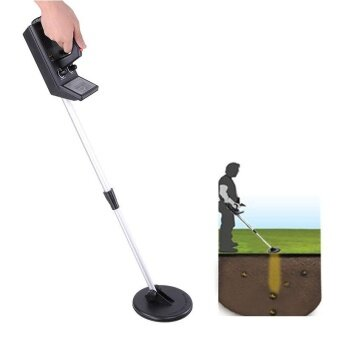 Professional Metal Detector Handheld Coin Pointer Battery PoweredLED display - intl