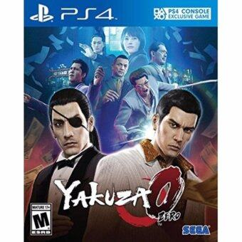 PS4 Yakuza 0 ( english )