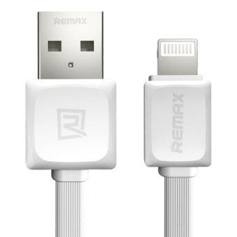 Remax RC-008i Quick Charge and Data Cable สายชาร์จ Lightning foriPhone 5 / 5C / 5S / 6 / 6 Plus / iPad (สีขาว)