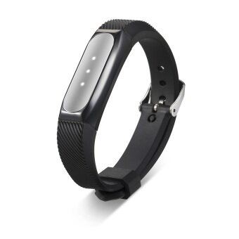 Stainless Steel Protective Case Cover Holder + Silicone Wrist BandStrap for Xiaomi Mi Band 1S /