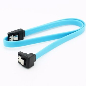 Super Speed SATA 3.0 III SATA3 Hard Disk Drive Cable 45cm