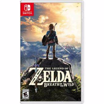 The Legend of Zelda: Breath of the Wild for Nintendo Switch (Eng)