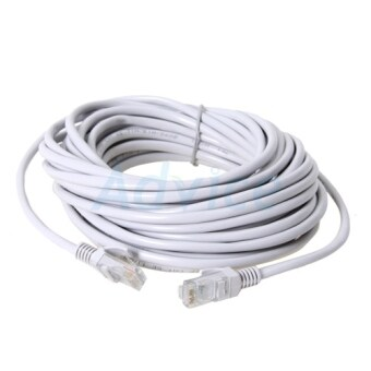 Harga TOP สายแลน CAT5e UTP Cable 10m. TOP