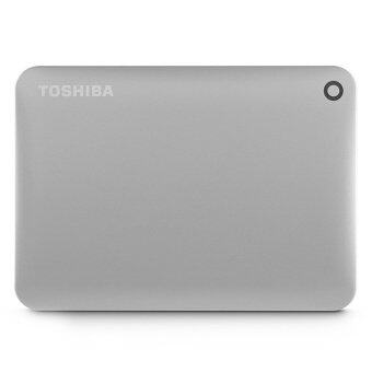 Toshiba 1TB Canvio Connect II Portable HDD - Gold สีทอง(TSB-HDTC810AC3A1)