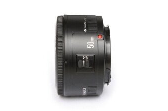 WangWang YONGNUO YN50mm F1.8 Lens Large Aperture Auto Focus LensFor Canon EF Mount EOS Camera - intl