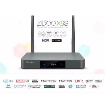 Zidoo X9S preinstall kodi addon for Aisa and US drama movie vod Android 6.0 Smart TV Box Unblock Oversea versions - intl