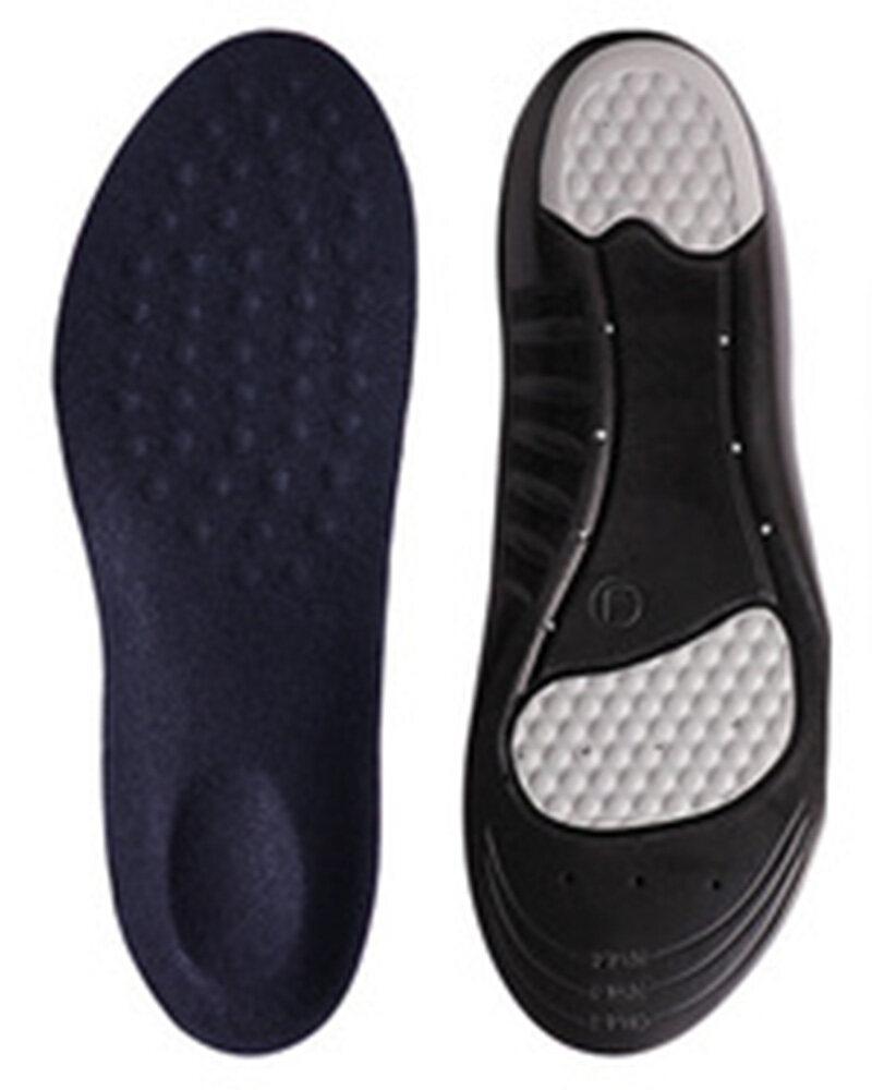 แผ่นเสริมรองเท้าเพื่อสุขภาพ ลดแรงกระแทก สำหรับเดิน วิ่ง ออกกำลังกาย ตัดขอบได้ตามไซส์.