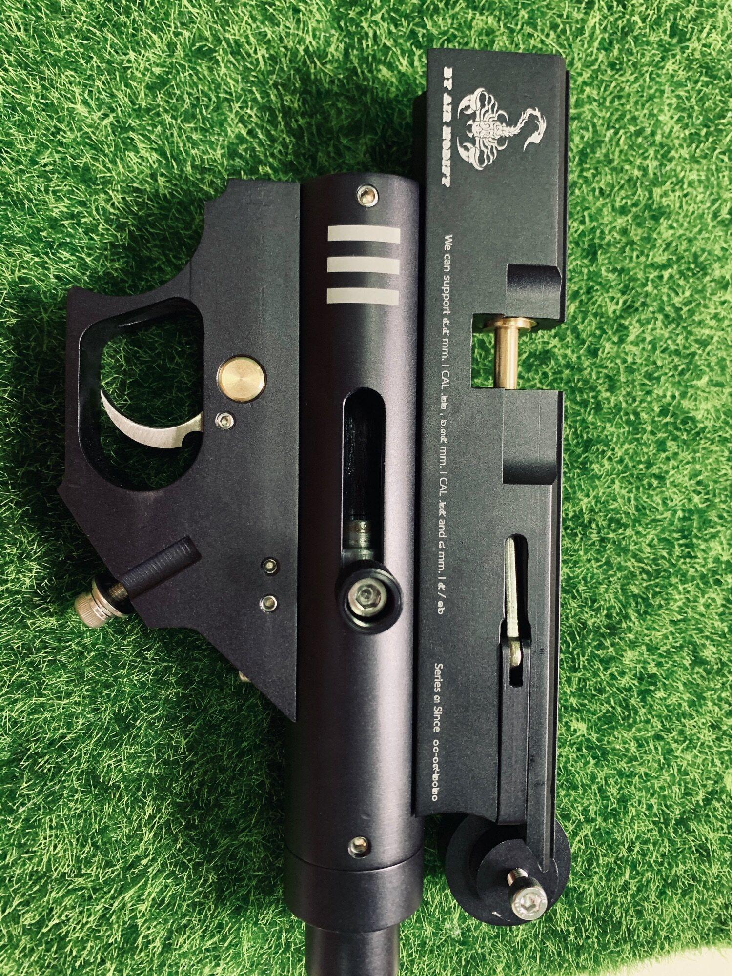 โหลดเบอร์2 ค้อน32/20 เซฟสีดำ ระยะเข้าโหลดโต 14 ลึก41 ระบบไกตก นิ่มมาก รางจับกล้อง11มิล.