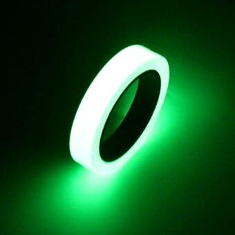 Allwin12MM*3M Luminous Tape Self-adhesive Glow In The Dark SafetyStage Home Decorations