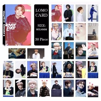 GOT7 Shopping Mall Never Ever YoungJae Album Kpop LOMO Cards NewFashion Self Made Paper Photo Card HD Photocard LK488 - intl