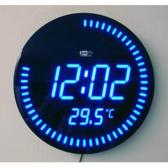 Iamclock LED Alarm Clock Wall Type 1009D