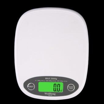 Harga LED Electronic Kitchen 3Kg/0.5 Digital Scale Food digital scales -