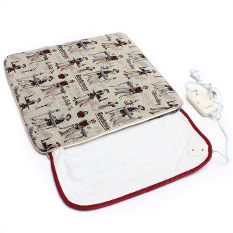Harga Audew 45CMx45CM Pet Dog Cat Waterproof Electric Heating Pad Warmer Mat Bed Blanket (Intl)