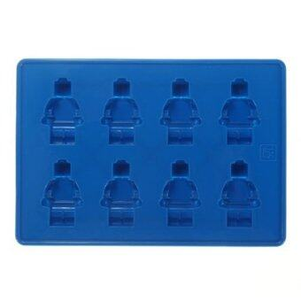 Harga Jetting Buy Jelly Candy Silicone Mold Jelly Candy Tray (Blue)