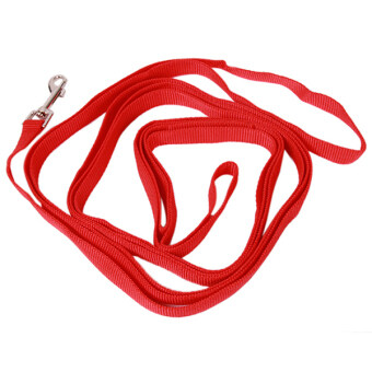 Harga Ai Home Safety Pet Lead Leash Recall Long Training Obedience Rope 4.5M Red