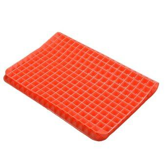 Harga Jetting Buy Pyramid Pan Non Stick Fat Reducing Silicone Cooking Mat Oven Baking Tray Sheets