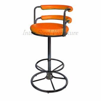 Inter Steel -  Bar Chair111C-Bla