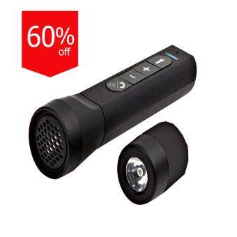 Orbia Multi-function Music torch (Black)