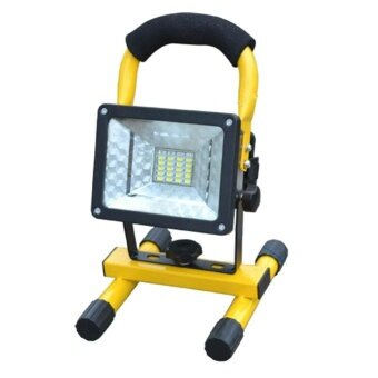 Portable Waterproof IP65 24 LED Flood Emergency Light Spot Lights -intl