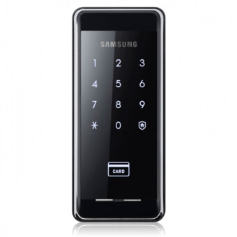 Harga Samsung SHS-2920 Digital Door Lock (Black)