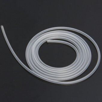 Silicone Vacuum Food Grade Translucent Rubber Tube Beer Water Air Pump Hose Pipe (Intl)