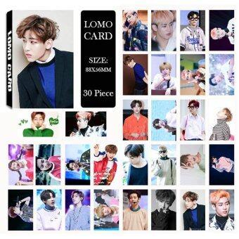 Youpop KPOP GOT7 BAMBAM Album LOMO Cards K-POP New Fashion SelfMade Paper Photo Card