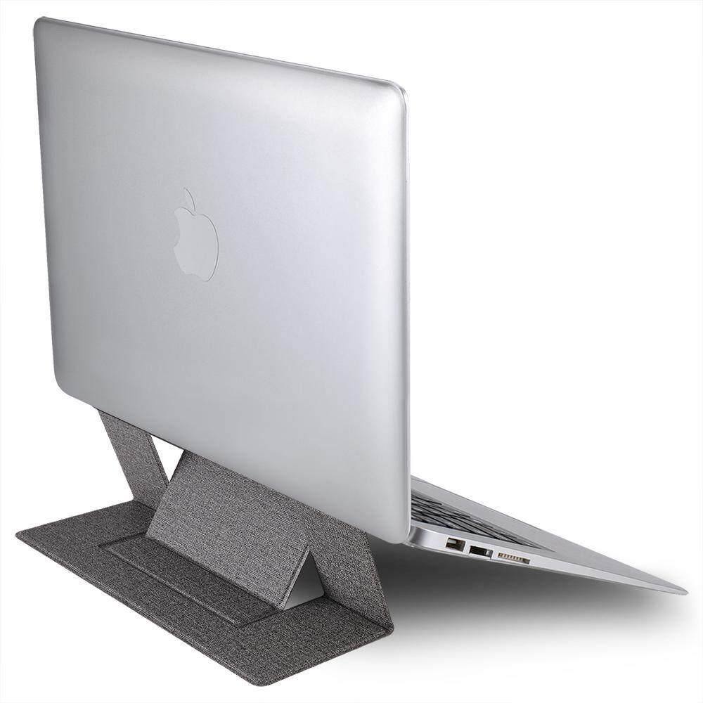 พร้อมส่ง??ขาตั้งแล็ปท็อป Notebook & Macbook & Laptop แบบพกพา ใช้ได้ทุกรุ่น ทุกขนาด ที่วางnotebook ปรับระดับได้ ใช้งานสะดวก ขาตั้ง Slimพับเก็บได้ง่าย ช่วยลดอาการเมื่อยคอ/หลัง/ไหล่ตึง.
