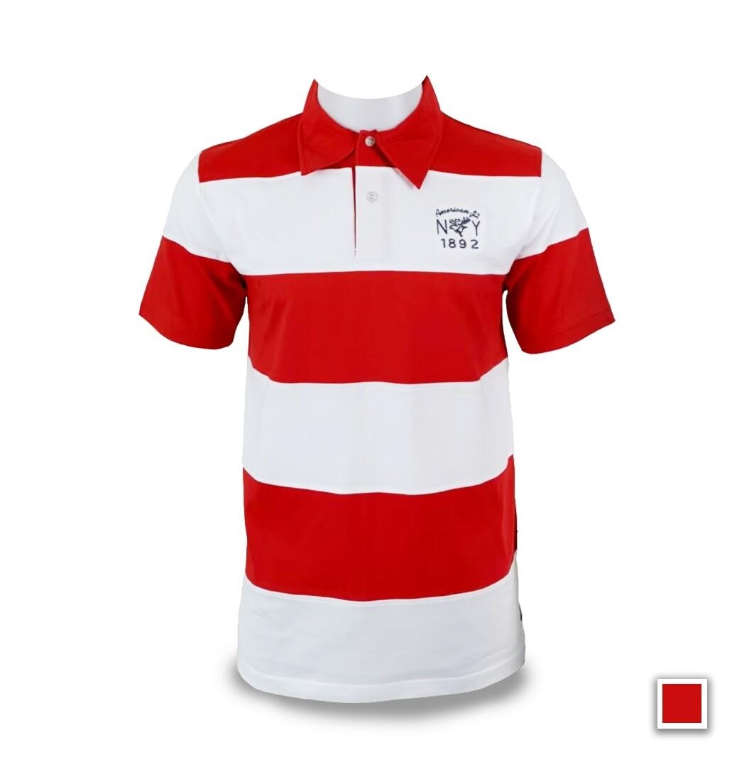 เสื้อโปโล ตัดต่อ 2 สี ยี่ห้อ Next-J2 ผ้าคอตตอน100% Men Polo shirt cotton100 เนื้อผ้าฝ้ายผ้ายืดใส่สบาย ระบายอากาศได้ดี M 38 นิ้ว , L 42 นิ้ว , XL 46 นิ้ว
