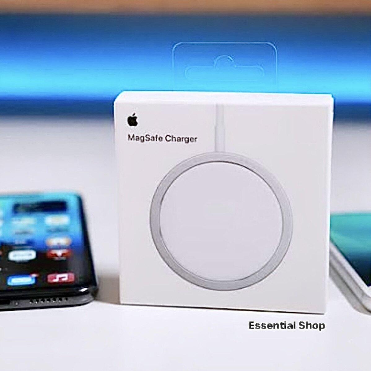 ? Magsafe Charger แท้ ✅ Magsafe Iphone Charge Magsafe Iphone12 แท่น หัวชาร์จเร็ว ที่ชาร์จไร้สาย Iphone 12 11 20w ไอโฟน 12 หัวชาร์จไอโฟน หัวชาร์จไร้สาย หัวชาร์จ Type C.