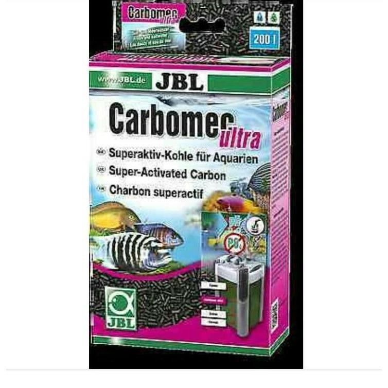 JBL Corbomec คาร์บอน ดูดสี ดูดกลิ่น ปรับค่า PH และ PO4
