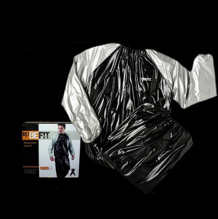?⚡รับประกันสินค้า?⚡ชุดซาวน่าลดน้ำหนัก (sauna Suit) ชุดออกกำลังกาย ชุดฟิตเนส ชุดอบซาวน่า สีดำ/เทา Free Size.