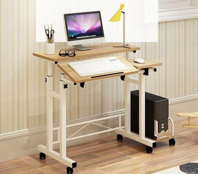 (รุ่น108) โต๊ะคอม โต๊ะคอมพิวเตอร์ โต๊ะทำงาน โต๊ะอเนกประสงค์ โต๊ะ 422.
