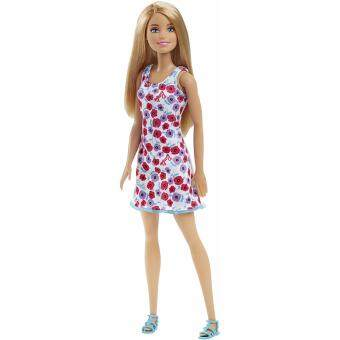 Barbie Brand Entry Doll (White Background Dress)