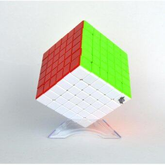 Cyclone Boys Rubix 6x6x6 Magic Cubes Stickerless Speed Cube Puzzle Twist - intl