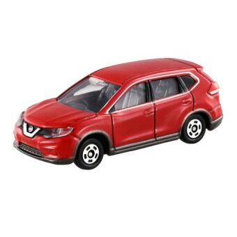 Harga Tomica No.21 Nissan X-TRAIL (Red)
